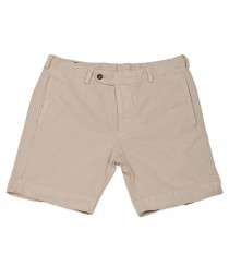 Button Fly Canvas Short