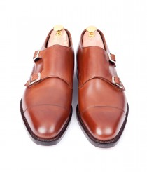 Double Monk Strap
