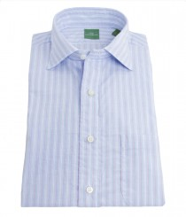 Spread Collar Sport Shirt