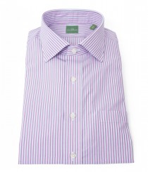 Spread Collar Dress Shirt