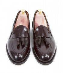 Shell Cordovan Tassel Loafer