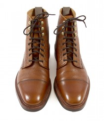 Cap-Toe Demi Boot