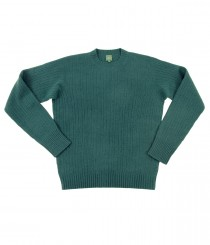 Geelong Ribbed Crew Neck Sweater