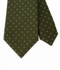 Silk Print Tie