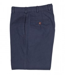 Canvas Button-Fly Trouser