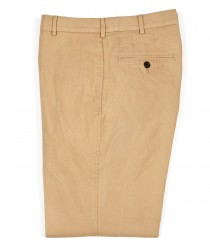 Button Fly Canvas Trouser