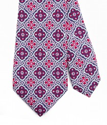 Silk Batik Tie