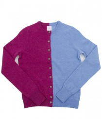 Cashmere Jewel Neck Sweater